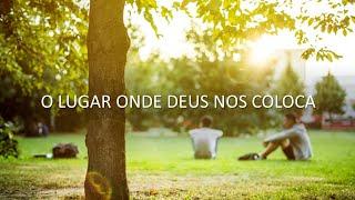 O Lugar onde Deus nos coloca - Rev. Rodrigo Leitão - 25/10/2020