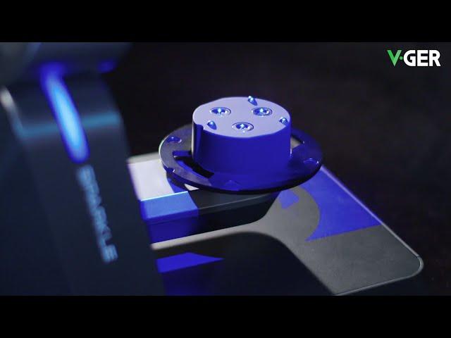 AutoScan Sparkle, Automatic Desktop 3D Jewelry Scanner