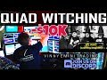 How I LOST 10k on QUAD Witching Day  🔴 | Algorithmic Trading