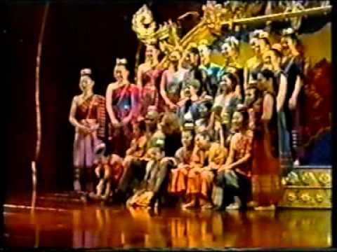 "The Making of  ""The King and I"" (Stefanie Powers)  Edinburgh 2002"