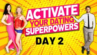 ATTRACT MR. RIGHT IN 7 DAYS - Day 2: Step into your desired feeling NOW