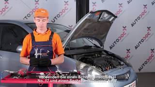 Wie HONDA JAZZ II (GD) Regelsonde austauschen - Video-Tutorial