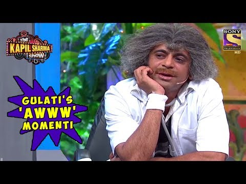 Dr. Gulati's AWWW Moment With Farah Khan - The Kapil Sharma Show