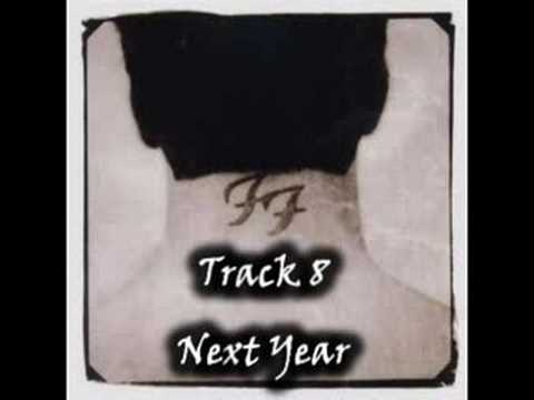 Foo Fighters - Next Year