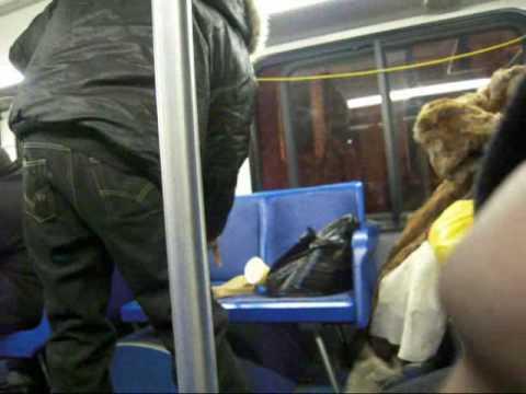 Smoking on DC Metro Bus