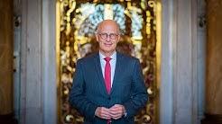 Videobotschaft von Bürgermeister Peter Tschentscher an die HamburgAmbassadors