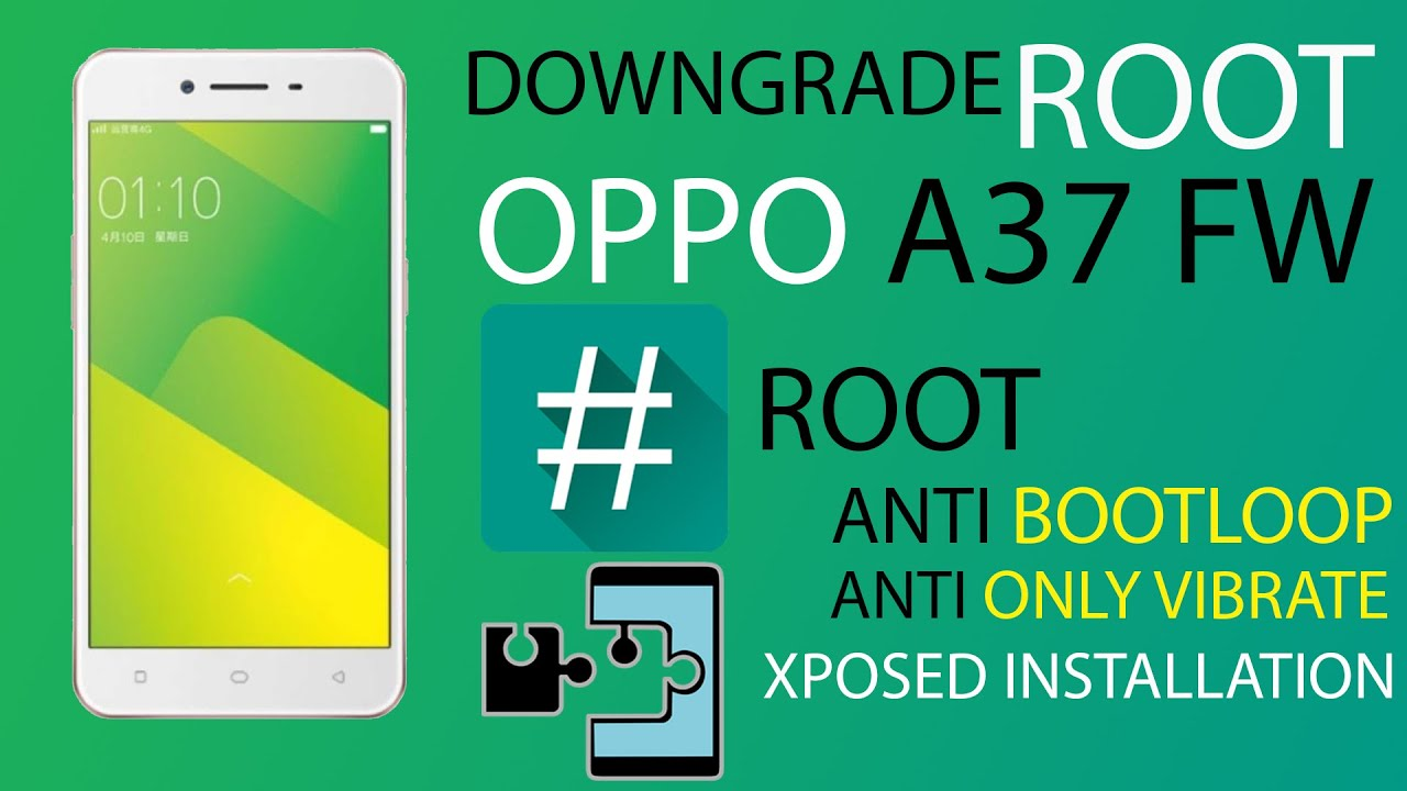 Oppo a37fw root zip file download