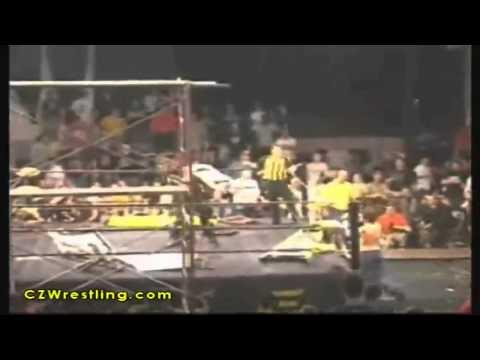 Ultraviolent Wrestling - MV Turn me on, Mr. Deadman