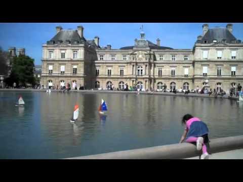 One Minute Jardin du Luxembourg
