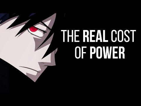 DARKER THAN BLACK: COST OF POWER | Through The Glass