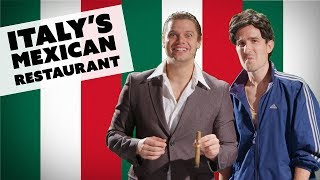 Italy's Mexican Restaurant Commercial | The Vat19 Movie