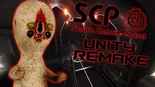 ⚡ MRUGACZ IS COMMING!⚡ SCP CONTAINMENT BREACH UNITY REMAKE #2