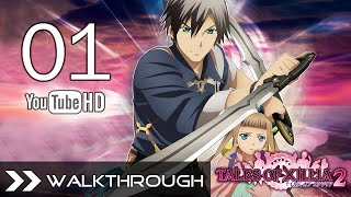 Tales of Xillia 2 Walkthrough Gameplay - Part 1 (Opening/Chapter 1) PS3 English No Commentary