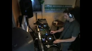 DJ David X - Acid House Live Mix Sept. 2 2012