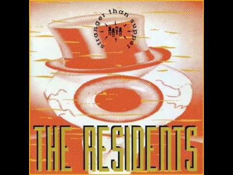 The Residents - Teddy Bear (Let Me Be Your)