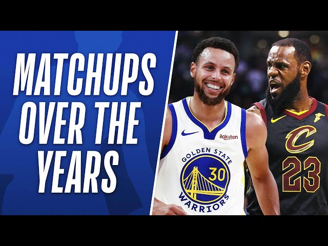 💥 STEPH vs. LEBRON Over The Years 💥