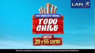 Lan Chile Tablas Thumbnail