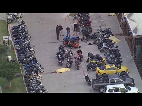 Undercover Agent: Texas Gang Shootout is Worst Biker Violence in History