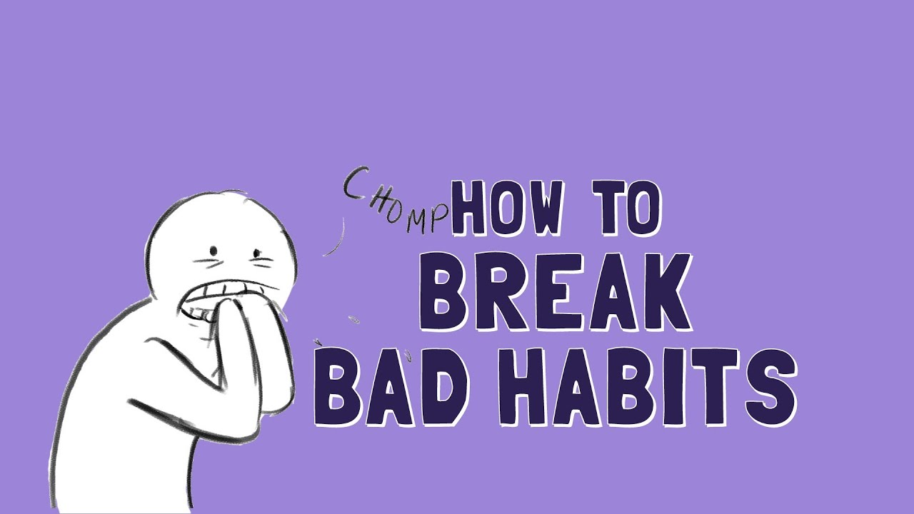 an essay on breaking the bad habit of smoking How to stop or quit from a bad habit composition 1 instructor: miss hamidah essay 1 topic: how to stop or quit from a bad habit you can't break a bad habit by.