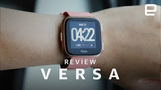 Fitbit Versa Smart Watch price in Dubai, UAE | Compare Prices