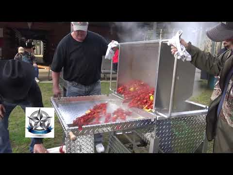 Crawfish Boiler