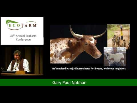2015 EcoFarm Plenary: Hope Beneath our Feet - The Solution to Climate Change is Soil