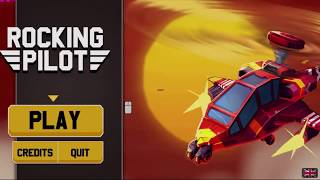 Rocking Pilot Gameplay (No commentary, Action, PC game).