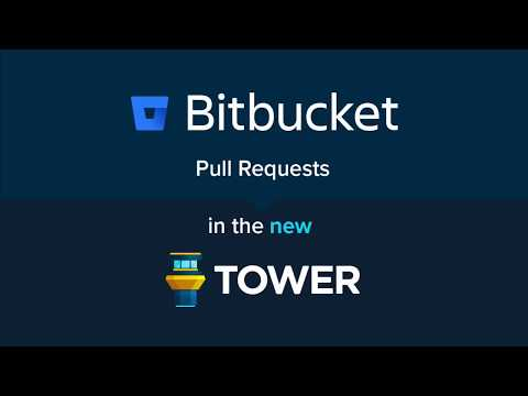 Bitbucket Pull Requests on the Desktop with Tower