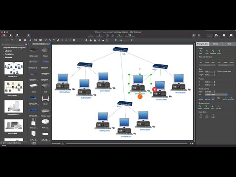 Create Network Topology Diagram