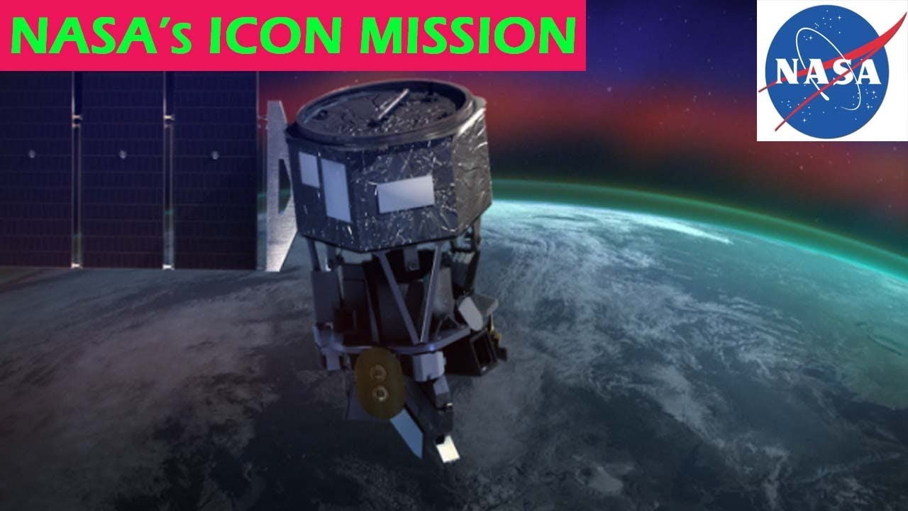 NASA launches new satellite | ICON satellite launched to study the Ionosphere | Space latest news