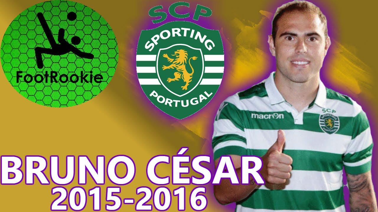 Bruno César • Sporting CP • Chuta-chuta - YouTube 79f843d7c
