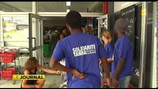 Vanuatu  les Cale?doniens se mobilisent