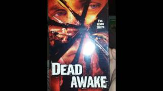 Vhs Surprise 6 and also Unboxing Video of dead awake 2001 vhs