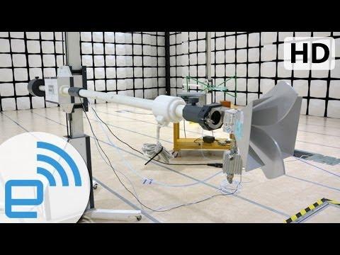 Samsung EMC laboratory tour | Engadget