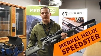 Merkel HELIX Speedster Repetierbüchse: Welche Vorteile bietet der SpeedStock?