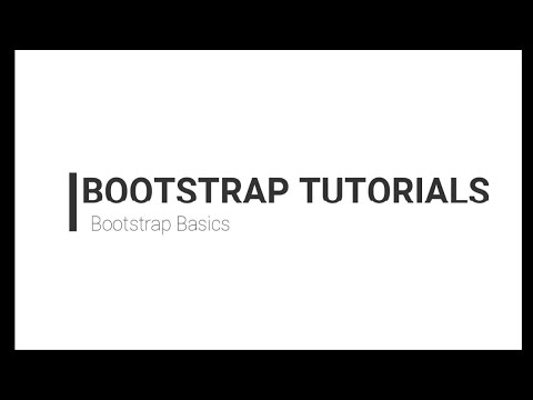 Favicon with bootstrap 4 | Shortcut icon with bootstrap 4 | bootstrap tutorial for beginners thumbnail
