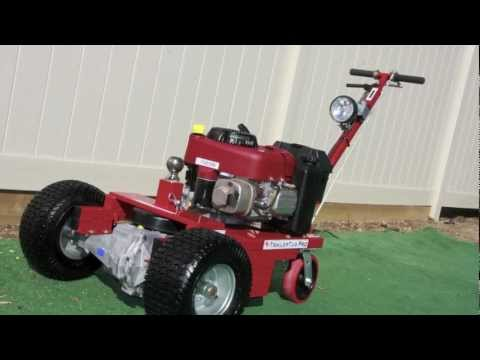 Electric Trailer Dolly >> trailer tug Pro Hydro 10 - YouTube