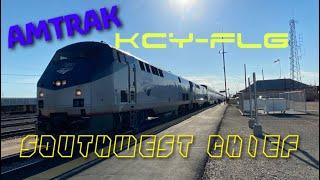 Amtrak KCY to FLG #3 Southwest Chief trip log