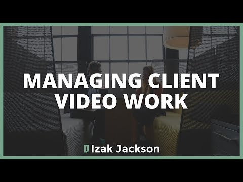 Keep On Top Of Your CLIENT Video Projects Using A CRM