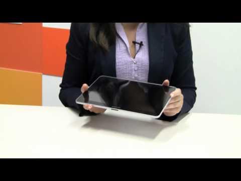 Видеообзор Samsung GALAXY Tab 10.1 и аксессуаров