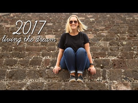 One Year of Travel | 2017 Travel Montage
