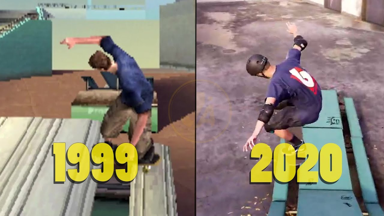 Tony Hawk S Pro Skater 1 2 Remastered Gameplay Trailer 2020 Youtube