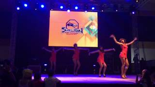 stellar vibrato 4l move dance cover sweet girls subunit gott super con 2015