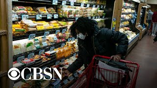 Consumer prices rising at fastest rate in nearly 13 years