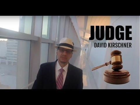 El Capitán e1: Judge David J. Kirschner
