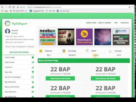 How To Create ~MyadsPayment~ Account & Full Complete Work Discussion