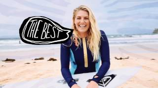 Good Vibes with Steph Gilmore