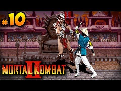 Mortal Kombat 2 (Raiden) • Walkthrough Playthrough (Full Game) • Cap. 10 thumbnail