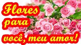 Flores para meu amor