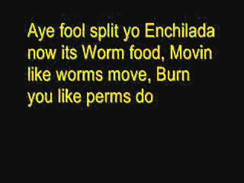 Tyga: Yonkers {Lyrics On Screen}